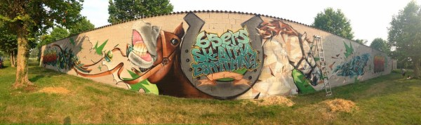 Hippodrome Laloubère Graff