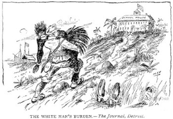 Imperialism: Political Cartoons