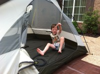 How to make a custom tent footprint