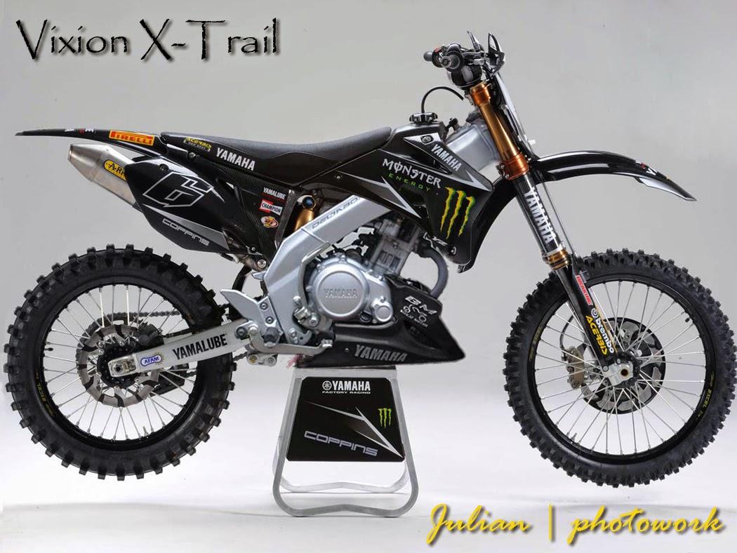 Klx 250 Modifikasi Trail  Thecitycyclist