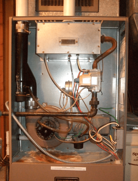 Armstrong Ultra 80 Oil Furnace