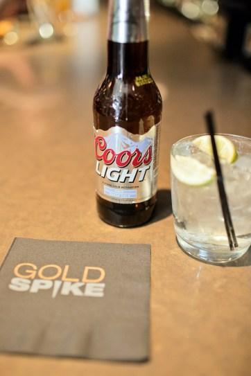 Gold Spike Downtown Las Vegas.