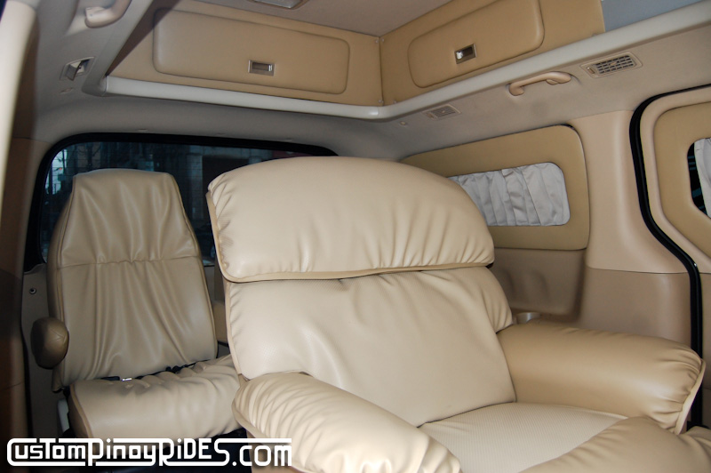 Brand new Hyundai Starex Grand Limousine by Atoy Customs starting at Php199M only