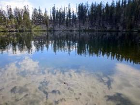 Granite Lake, along the trail to Maggie's Peak