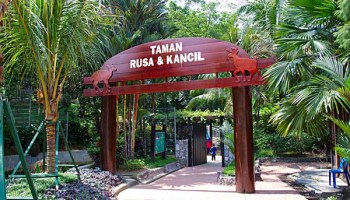 Taman Rusa dan Kancil
