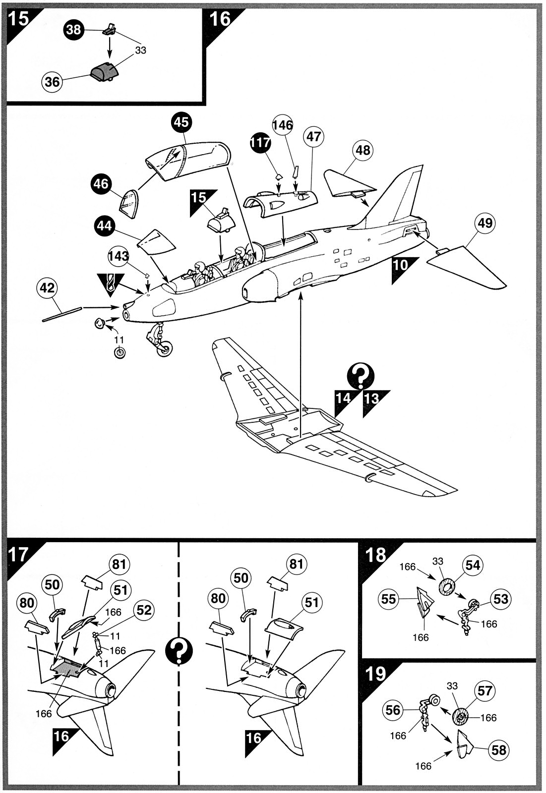 Airfix 1/48 BAe Systems Hawk T.1 'Red Arrows' (A50031A