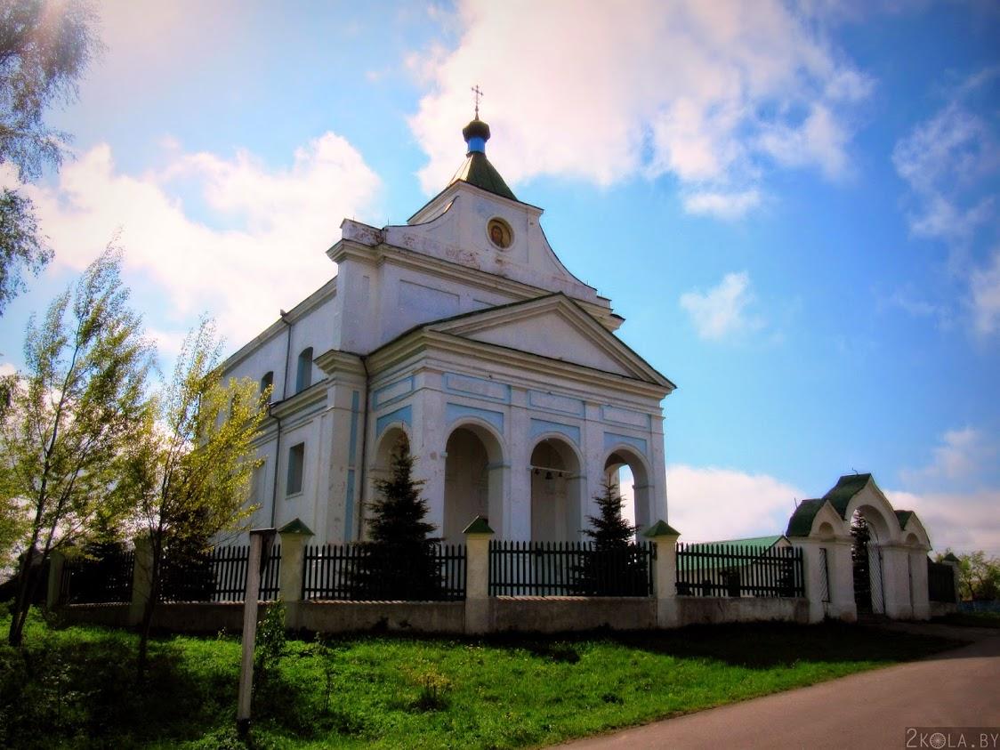 Царква Святога Дзмітрыя Салунскага
