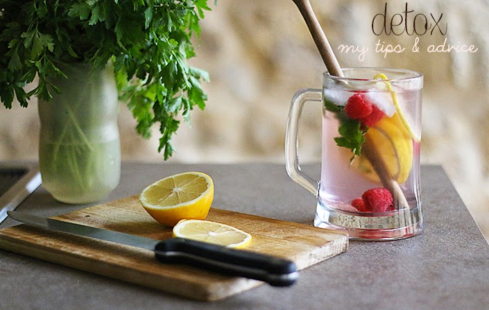 steps for an efficient detox, how to achieve a healthier lifestyle, advice to cleanse your body, healthy and balanced diet, how to detoxify your body
