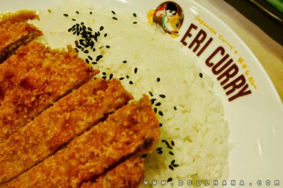 eri curry make your own customize curry sm megamall japanese restaurant