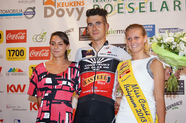 Laura Santy en Alesandro Soenen