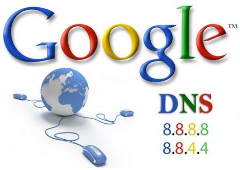Risultati immagini per DNS Google