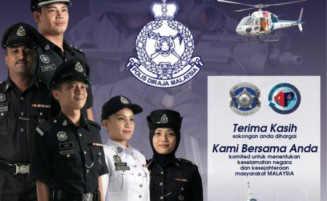 Selamat Menyambut Hari Polis Ke 204 Galeri Pdrm