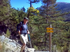 On the path to Argenton
