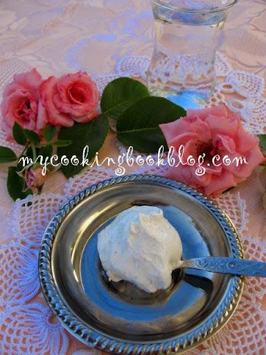 Бяло сладко от белтъци и глюкоза