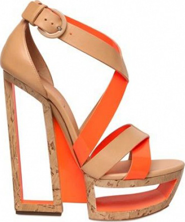Casadei patent cross ove shoes