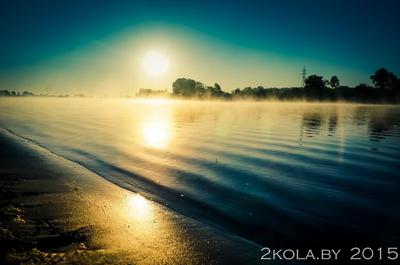 берег Припяти