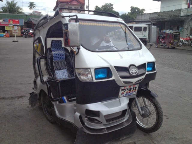 10 of my favorite Tricycle Designs in the Philippines