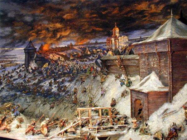 откуда Киевская Русь