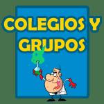 Actividades para Colegios y Grupos