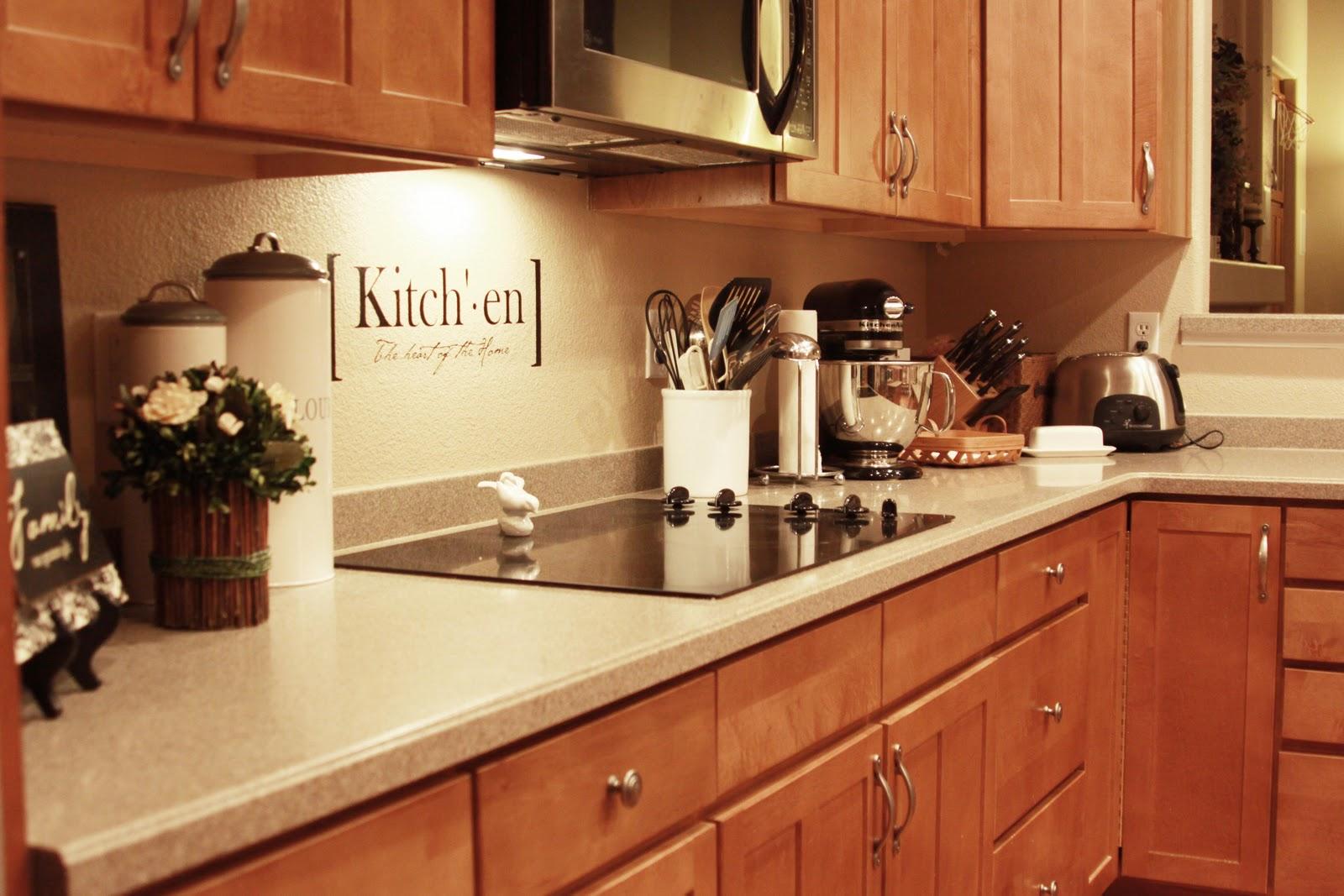 easy to do kitchen backsplash stand alone cabinets vinyl for the landeelu