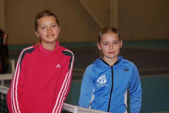 Alexandra Batouro en Ellen D'hooge