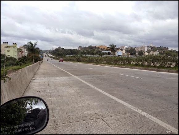NICE road bangalore