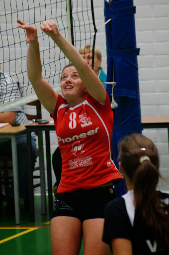 Lieselot Noppe, Bevo Roeselare volleybal
