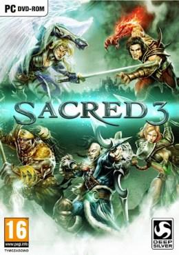 Sacred 3 PC - Torrent + Crack (2014) Completo