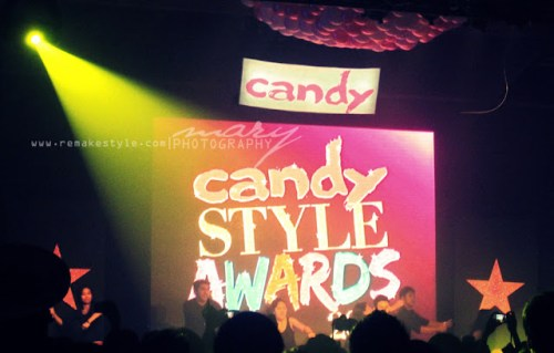 Candy Style Awards 2012 - Rockwell Tent, Makati City - May 4, 2012 - Candy Style Awards 2012 venue at Rockwell Tent