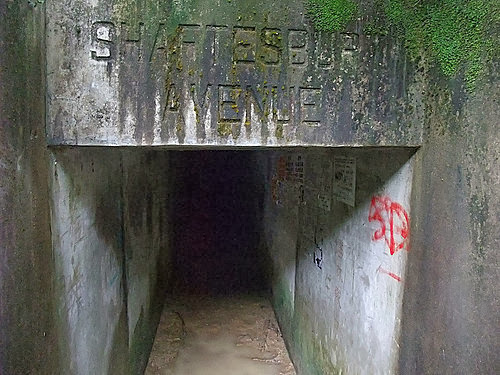 L J 的光影紀錄: 城門碉堡遺址-1