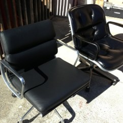 Pollock Executive Chair Replica Modern Chairs Living Room Fortysomething Geek Two Of The Nicest Mcm Office