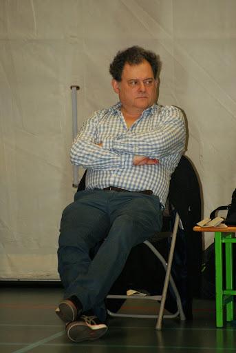 Gino Dehullu, Volare damesvolleybal Roeselare