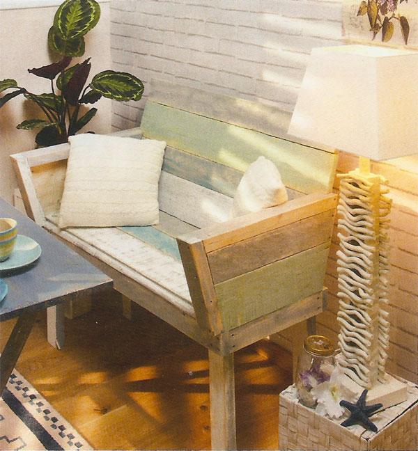 C mo hacer un banco con tablas seg n leroy merlin - Tablas madera leroy merlin ...