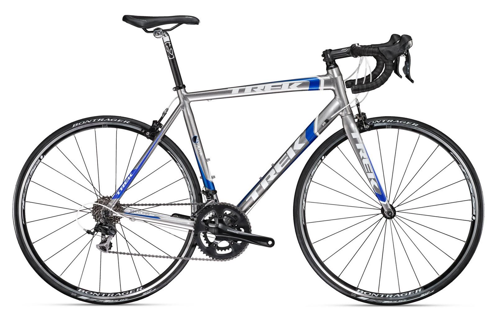 highendbike: TREK 2.1 2011 RM4800