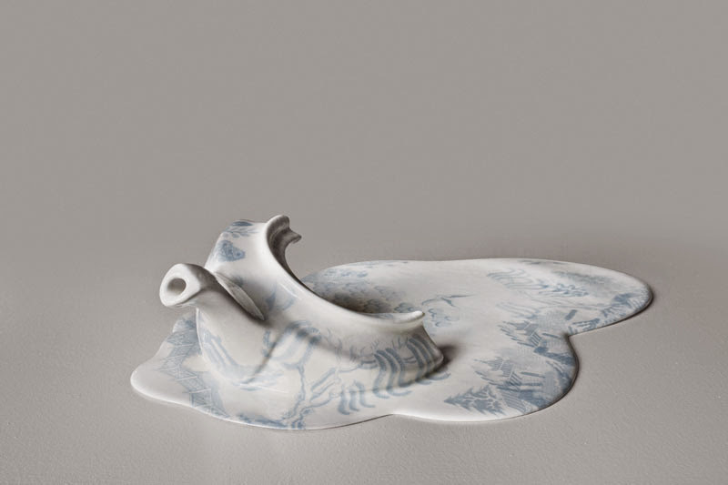 * Melting Ceramics:還有個尚未崩壞的地方! 3