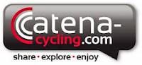 Fiestroutes van West-Vlaanderens Mooiste op Catena Cycling