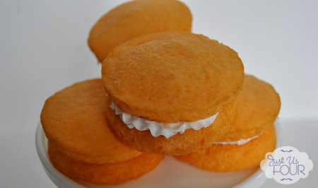 Orange Reisling Whoopie Pies