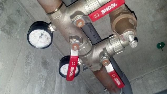 國際牌淨.軟水器PJ-S99外部爆管,公寓淹水修繕分享 - Mobile01