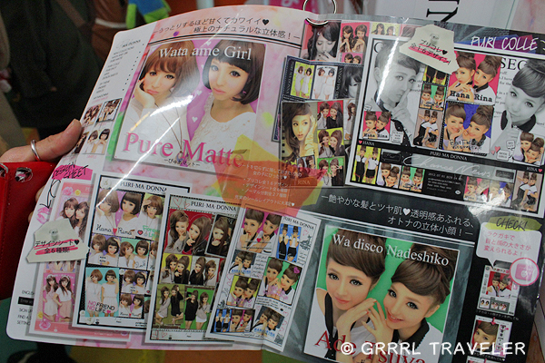 photo makeover booths, asian photo makeovers, ulzzang culture, uljjang culture, otaku culture