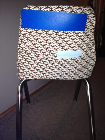 classroom chair covers with pocket geri clinical recliner the lower elementary cottage: pockets