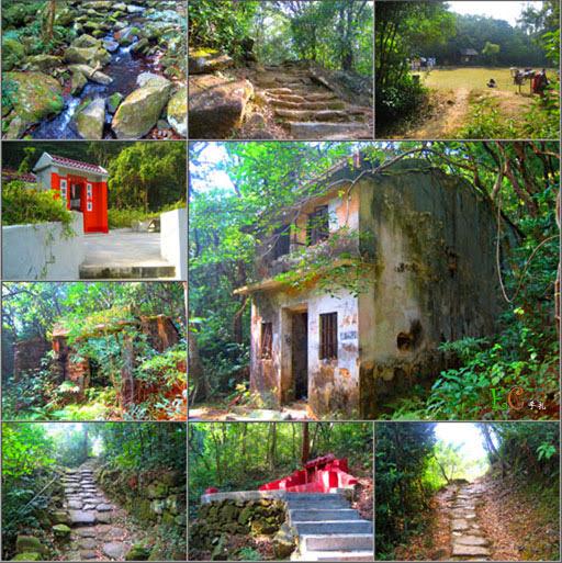ECNote 生態文化手扎: 梅子林至花心坑﹛旅遊:郊野:西貢‧香港﹜