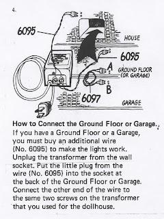 Vintage Lundby Update: Lundby transformer manuals