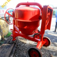 Máy trộn bê tông 350l, Máy trộn một bao xuất xưởng đi Phú Yên