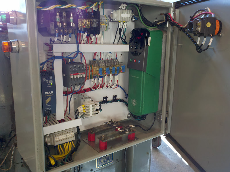 Wiring Vfd To Bridgeport