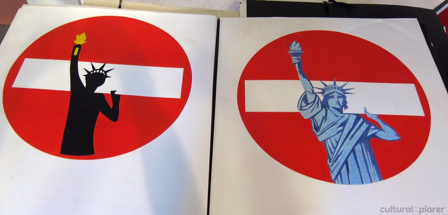 Clet's New York Artwork