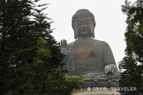 giant buddha at lantau island, giant buddha images, visiting lantau island big buddha, visiting hong kong's giant buddha, giant buddhas of the world