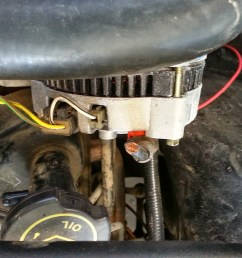 efi wiring issues need help please lots of pictures vintage mustang forums [ 1153 x 865 Pixel ]