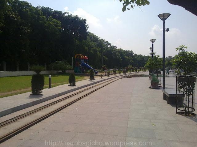 ગુજરાત રાજયના અમદાવાદનું કાંકરીયા તળાવ. kanakaria late of ahmedabad city