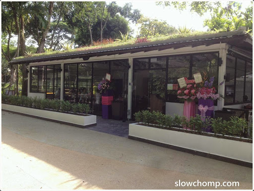 Nestled among the greenery is a restaurant called Canopy. It is located in Bishan Park 2 and if you drive it is just a short walk from the carpark located ... & Canopy Garden Dining u0026 Bar @ Bishan Park 2