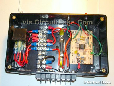 microcontroller based inverter circuit diagram 2001 focus headlight wiring simple solar and wind charge controller, ic 555 - project